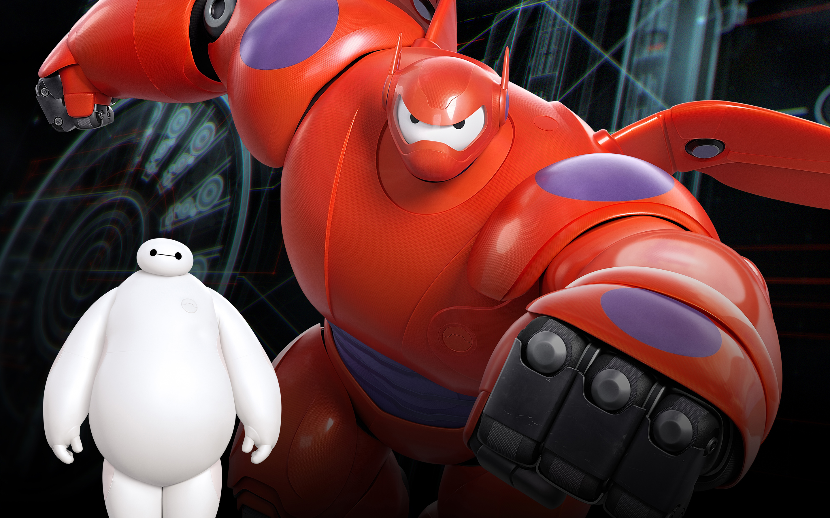 big hero 6 baymax widescreen wallpaper 49129