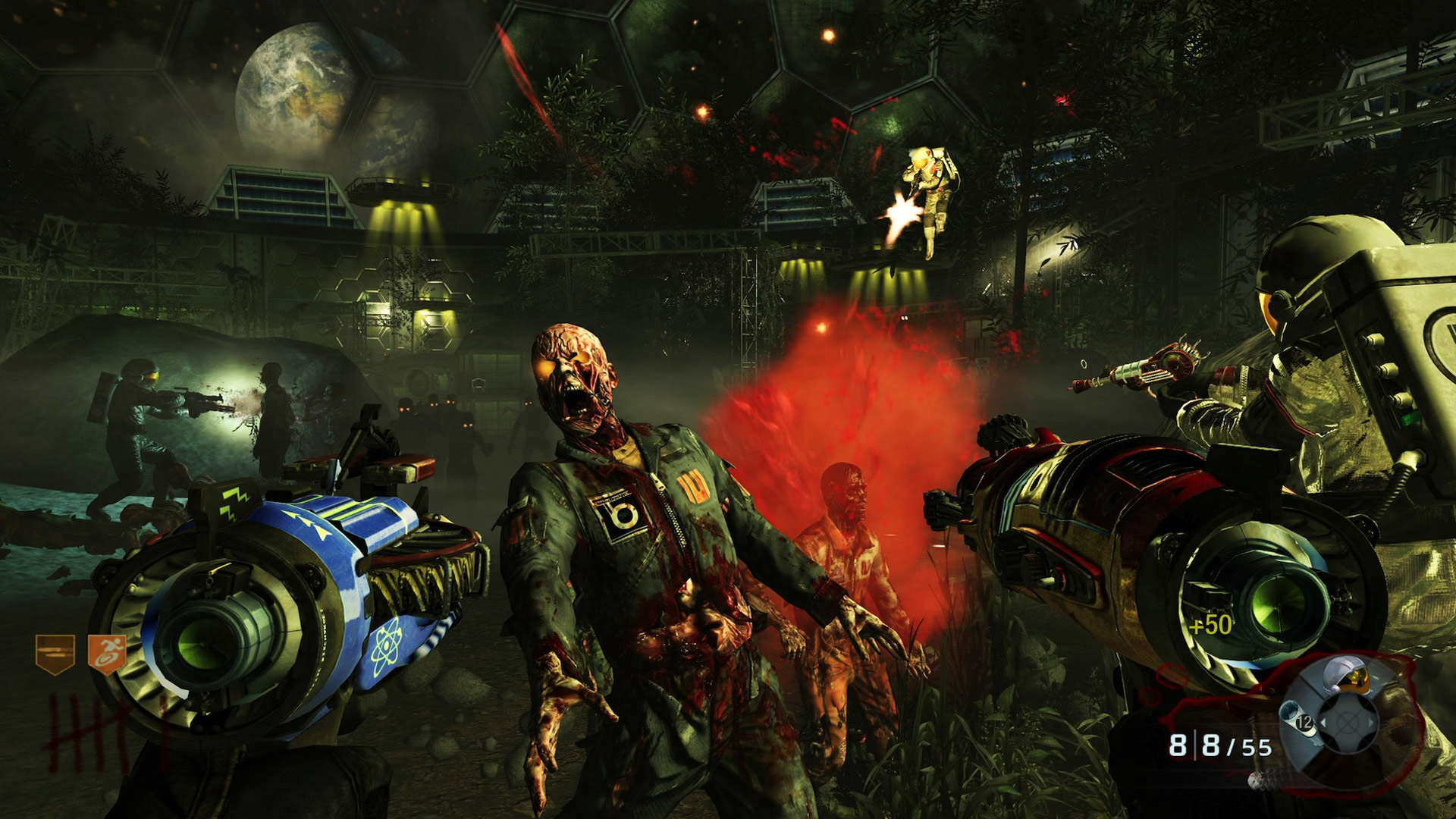 call of duty zombies gameplay wallpaper 52276