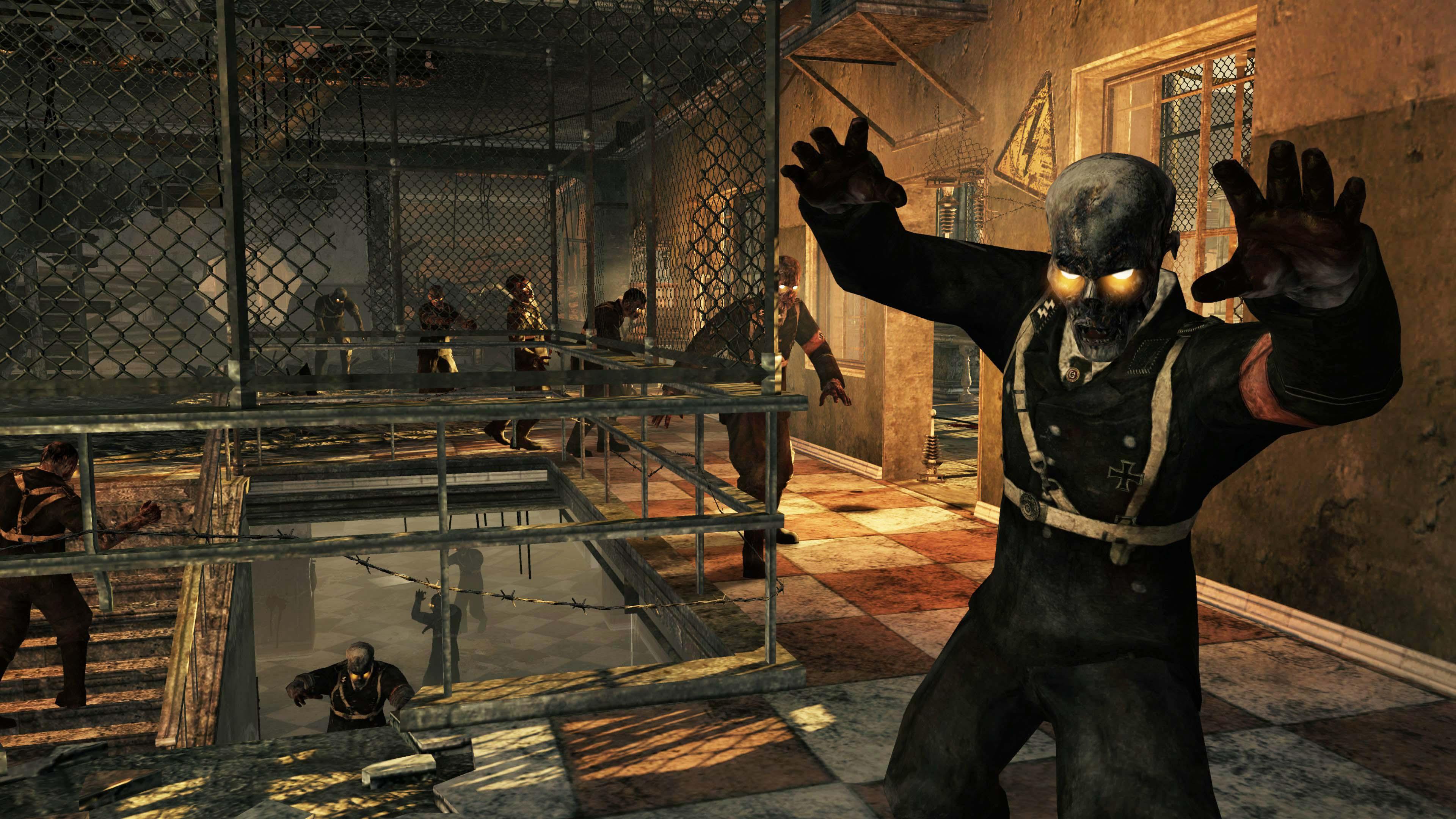 Call Of Duty Zombies Verruckt Wallpaper 52279 3840x2160px