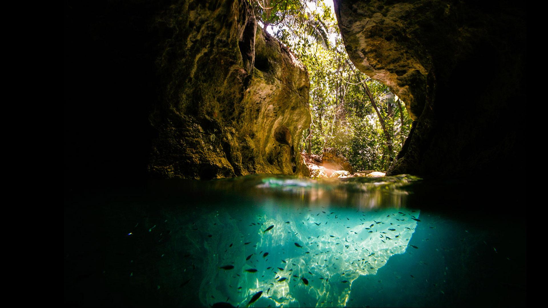 cave water desktop wallpaper 52606