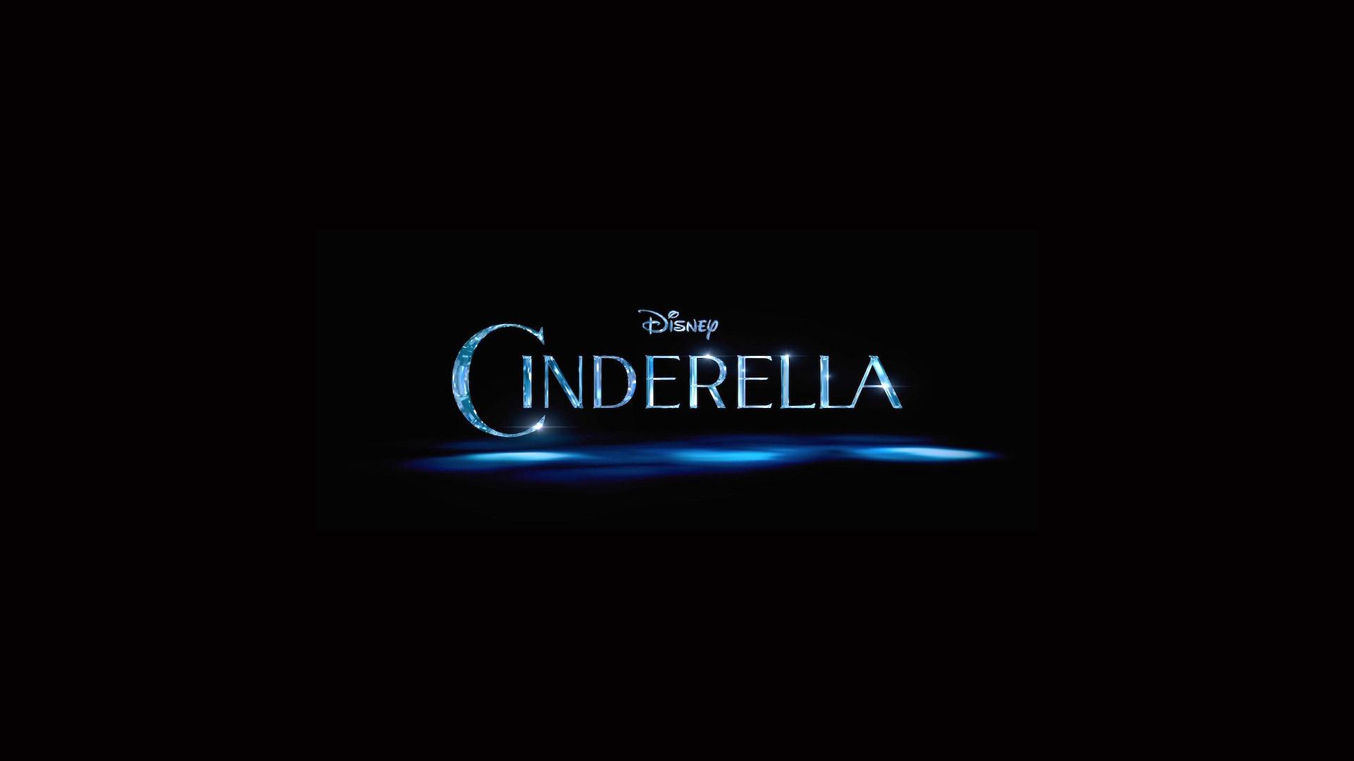 cinderella movie logo wallpaper 52209