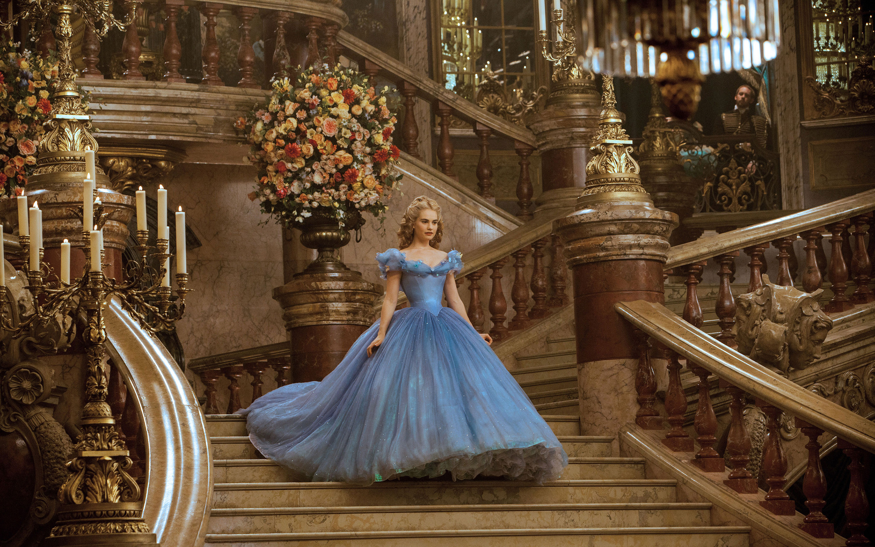 cinderella movie widescreen wallpaper 52207