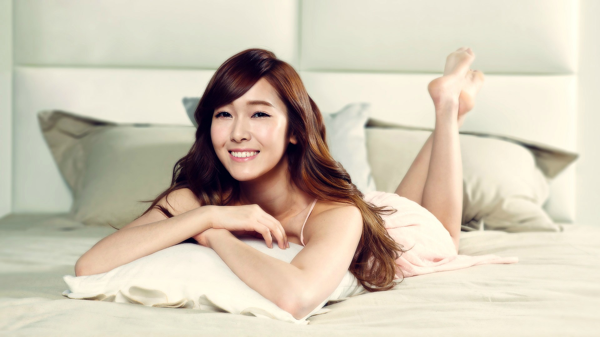 cute jessica jung smile wallpaper 55756