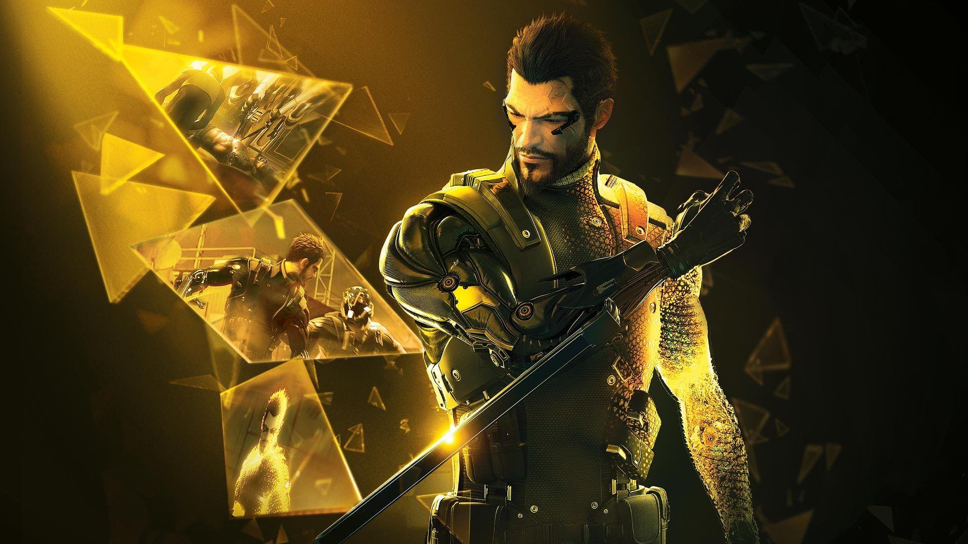 Deus Ex Mankind Divided Wallpaper 50944 1920x1080px
