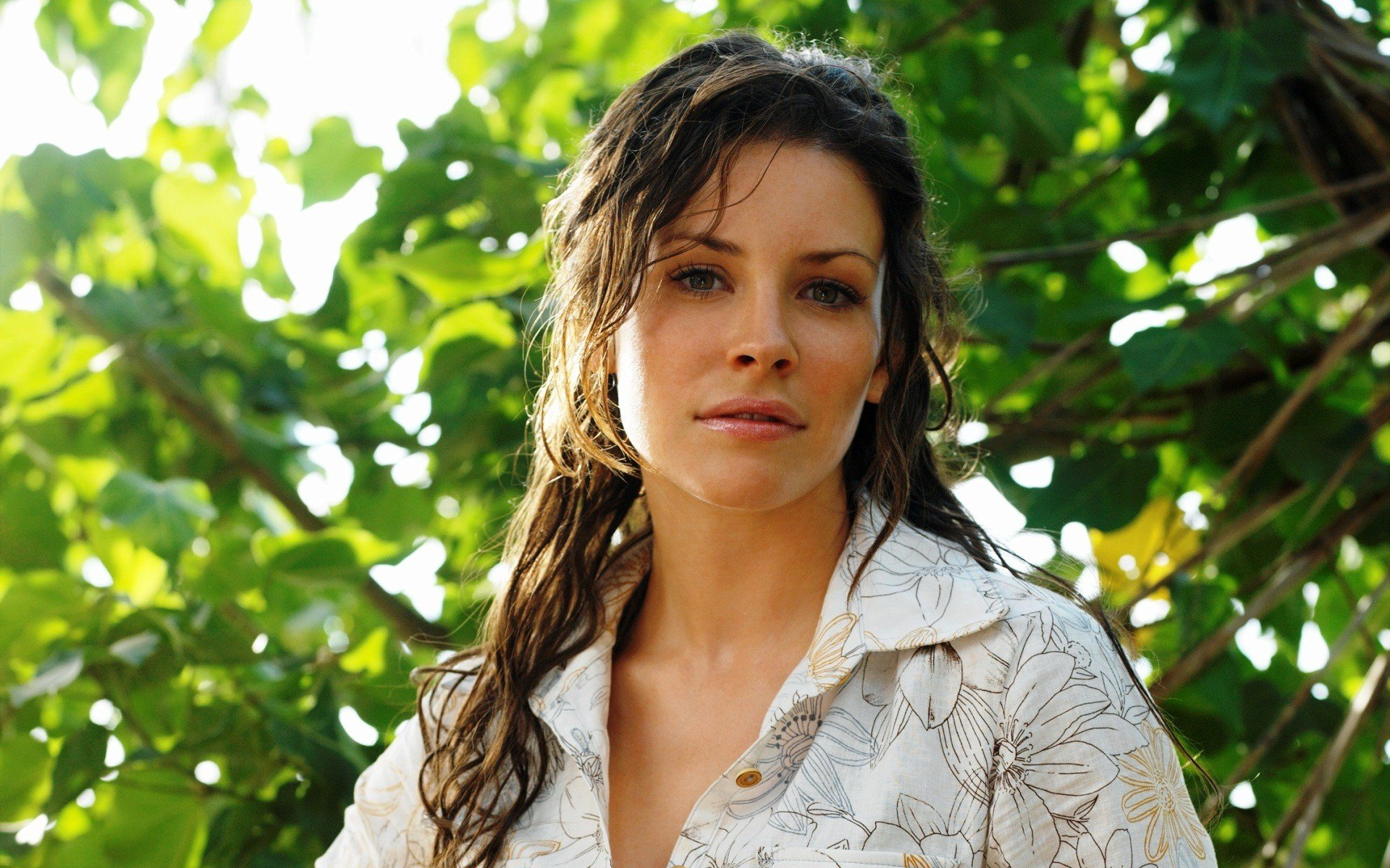 evangeline lilly wallpaper 55295