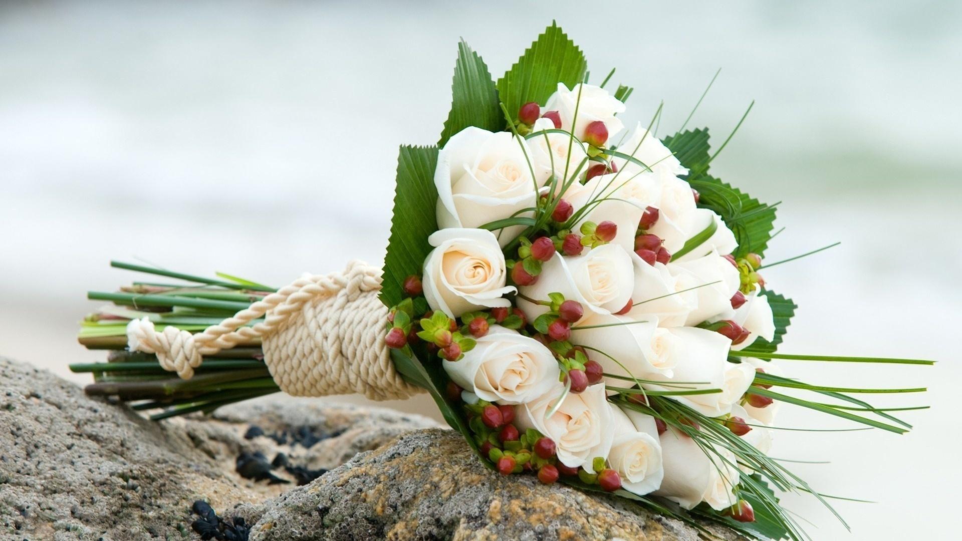 Flower Bouquet Desktop Wallpaper 52250 1920x1080 px