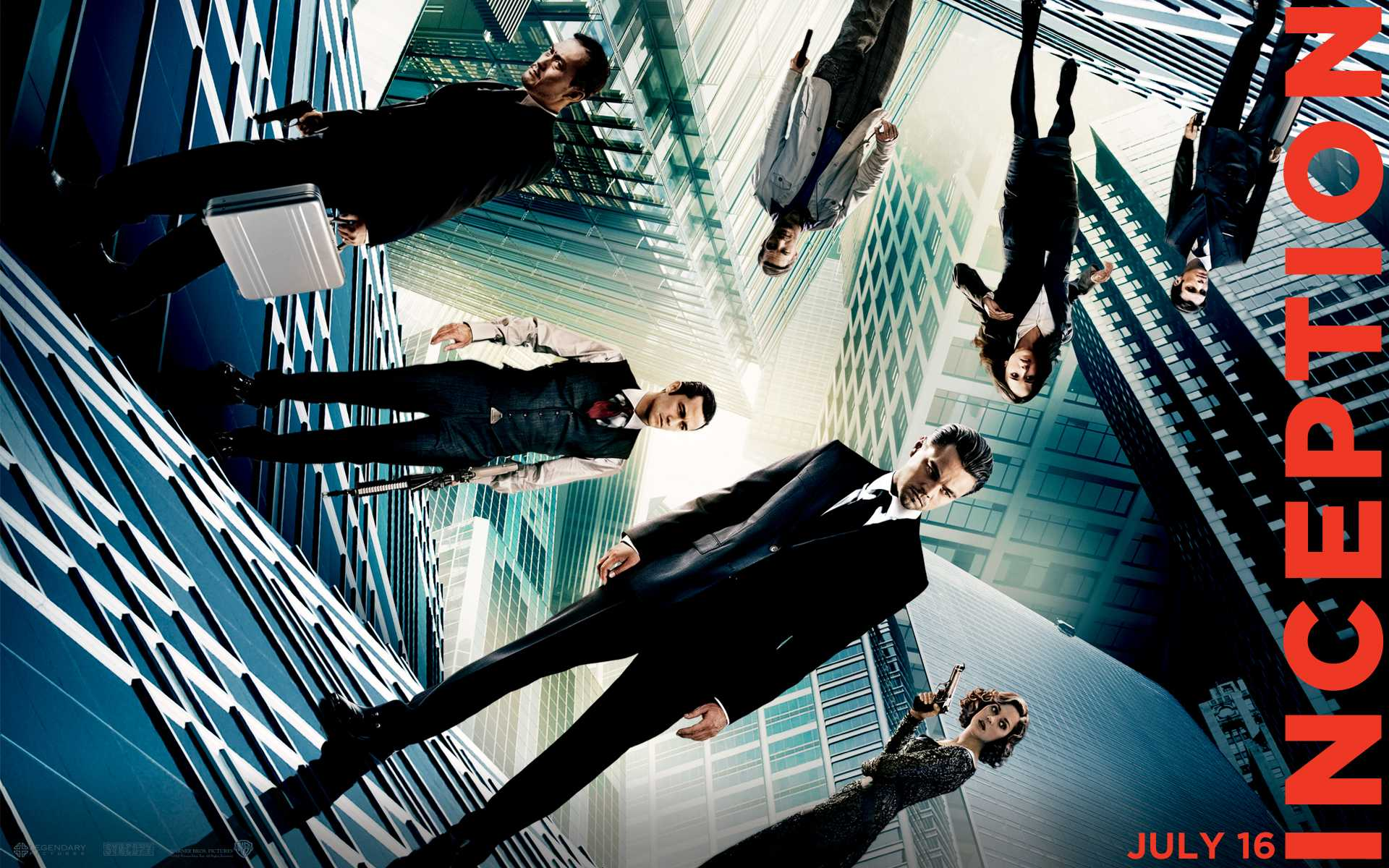 inception movie poster wallpaper 49335