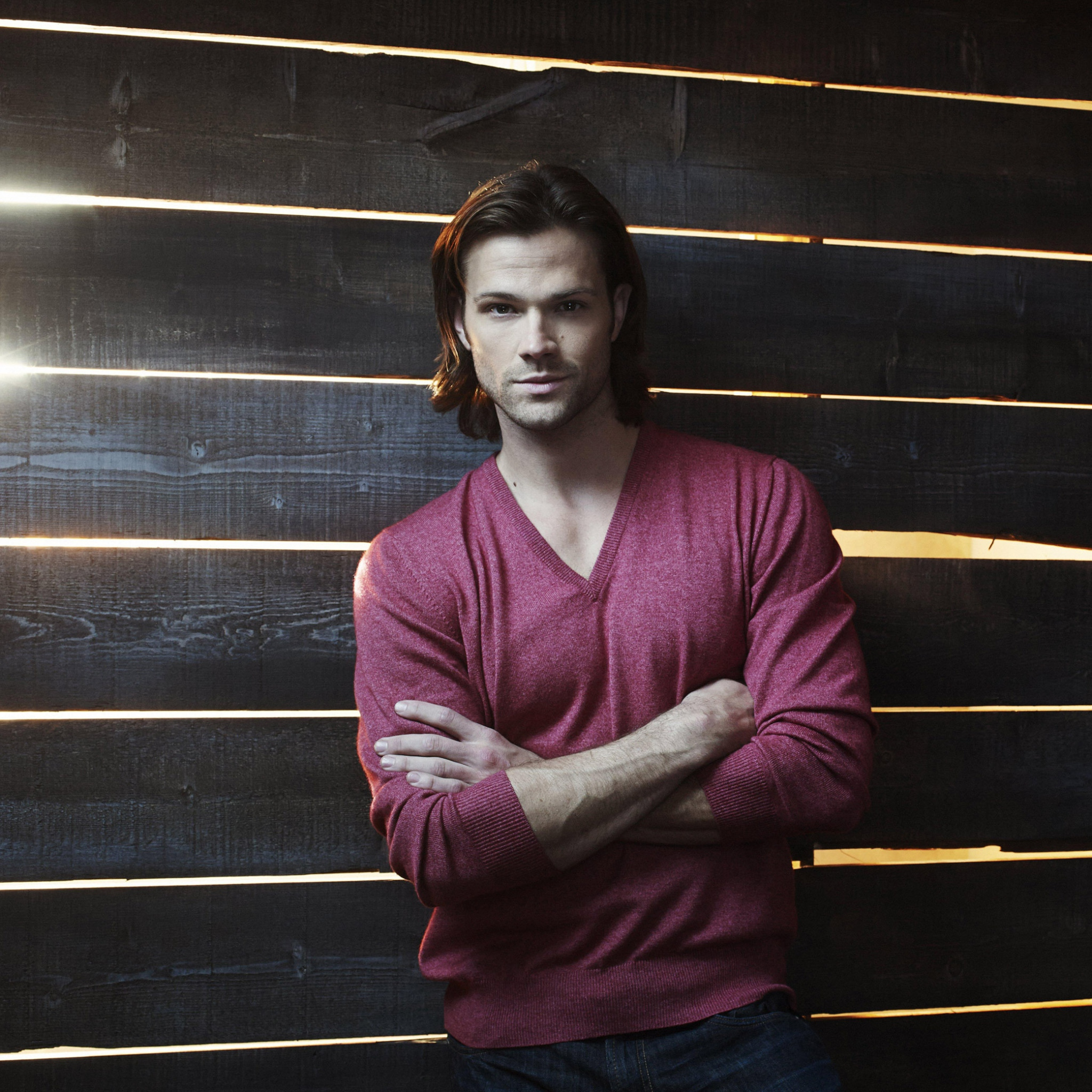 jared padalecki mobile wallpaper 54667