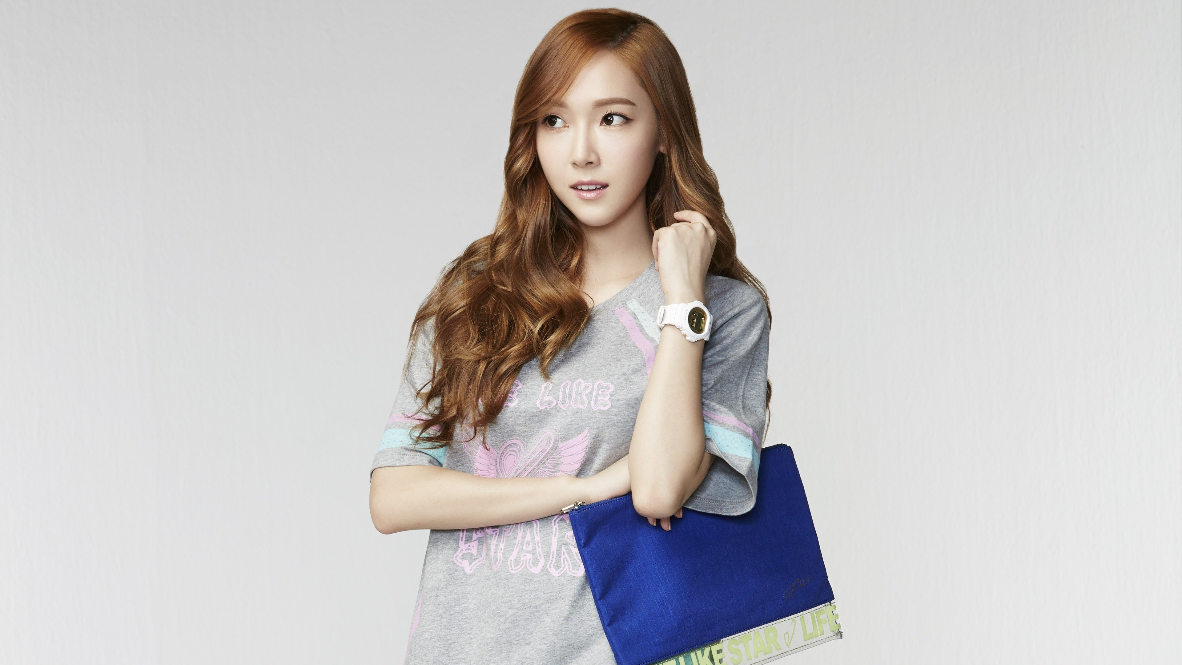 jessica jung widescreen wallpaper 55758
