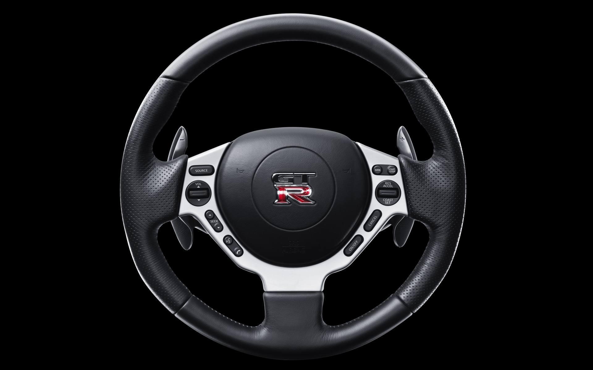 nissan gtr steering wheel wallpaper 50215