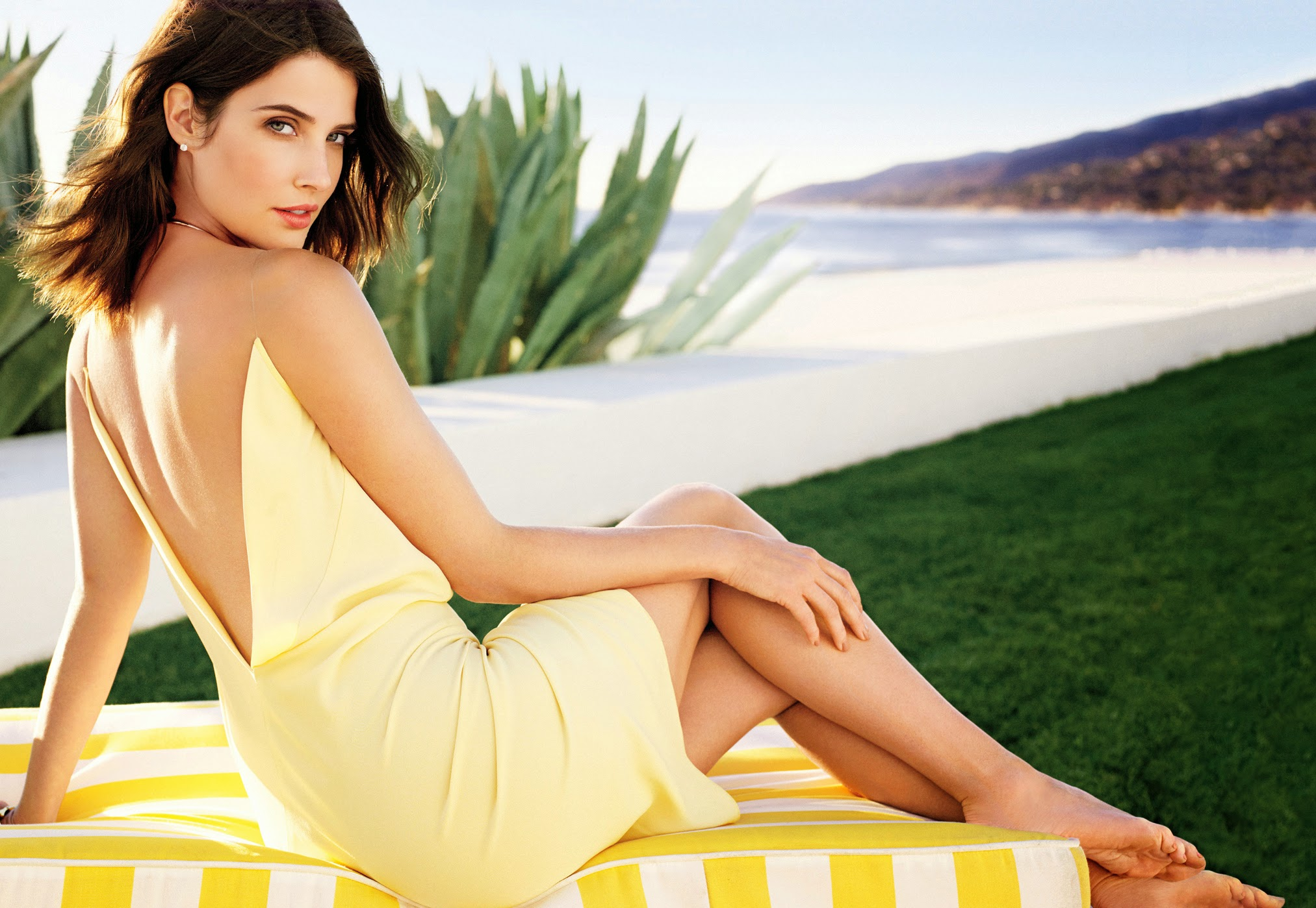 sexy cobie smulders wallpaper 56690