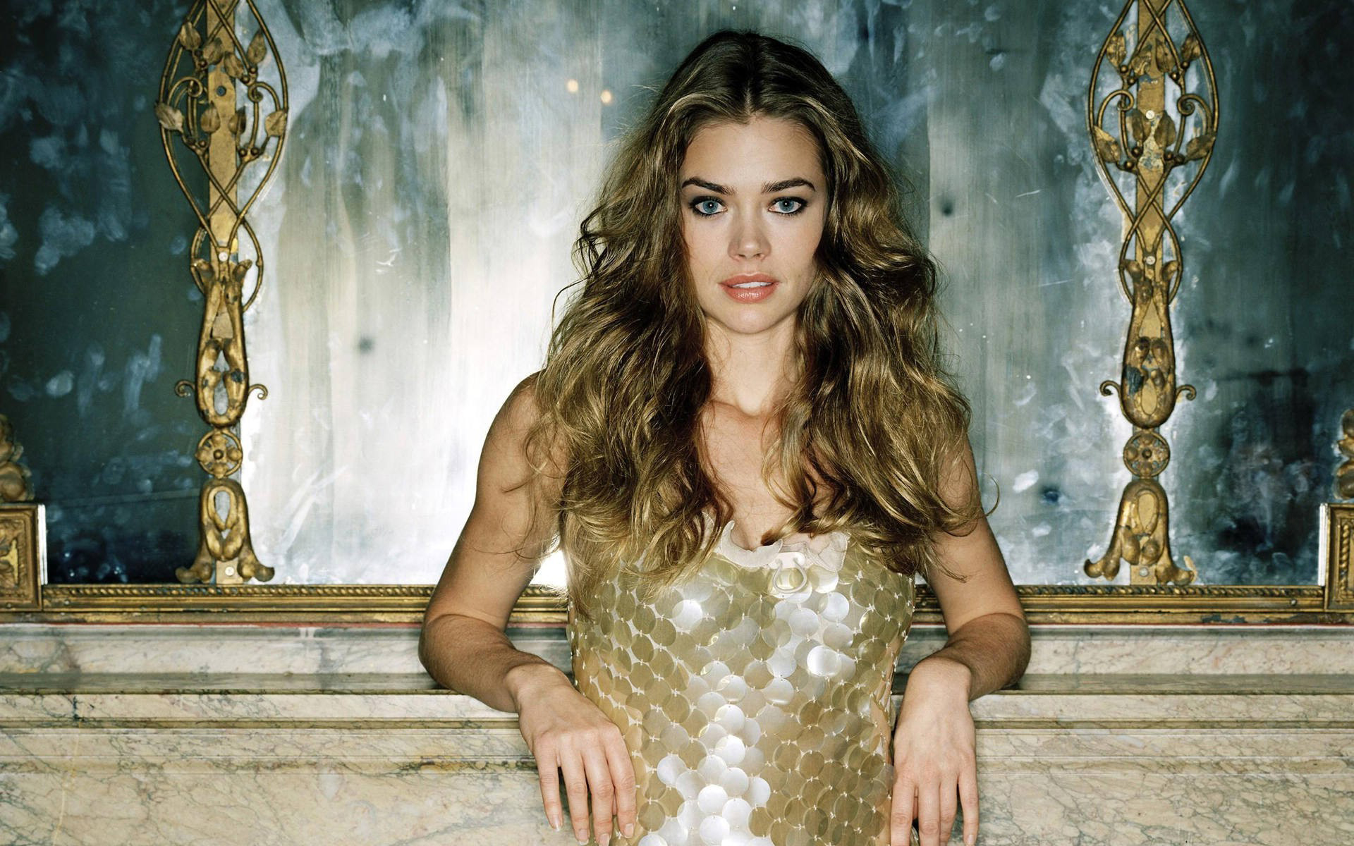 sexy denise richards wallpaper 51061
