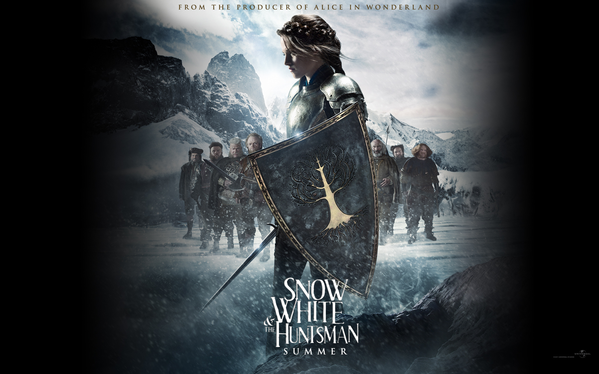 snow white and the huntsman movie wallpaper 51042