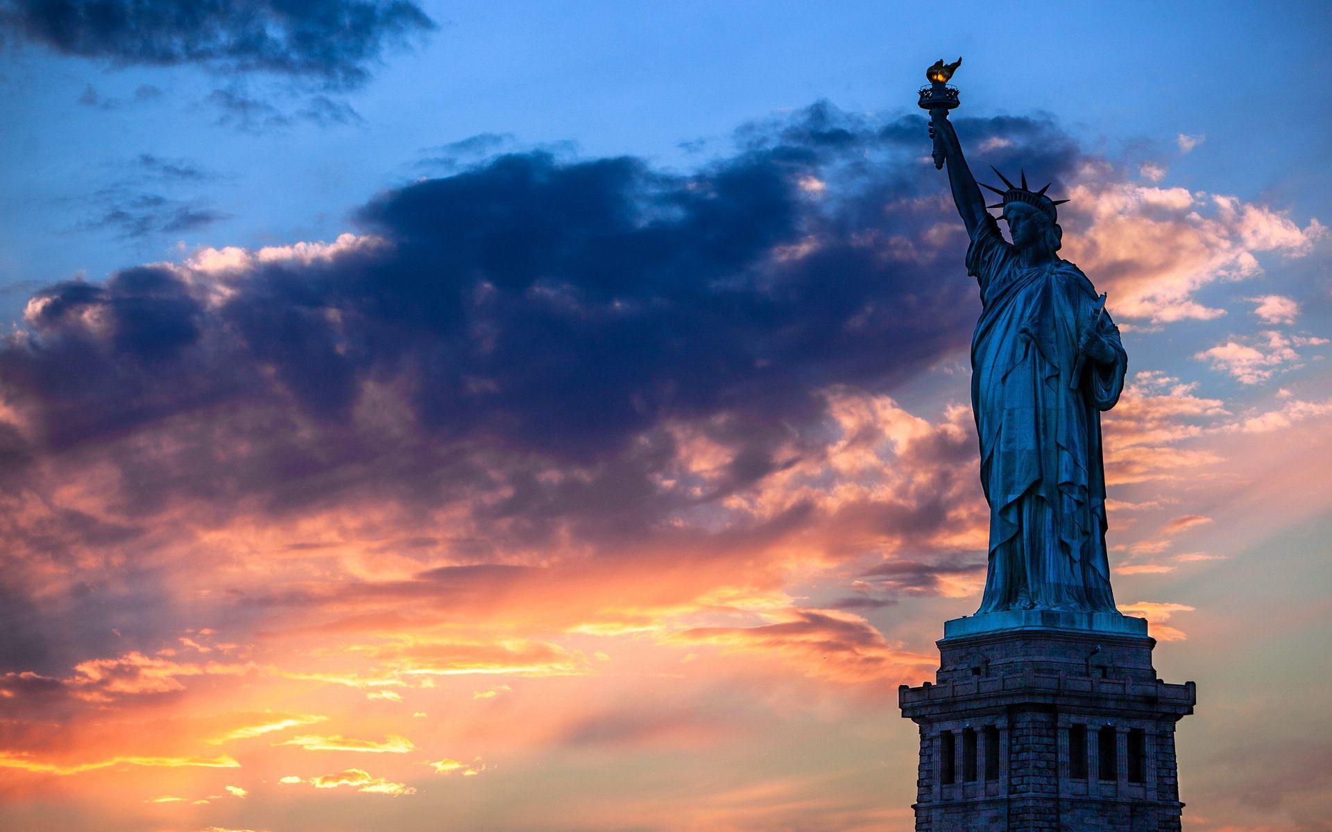statue of liberty desktop wallpaper 48972