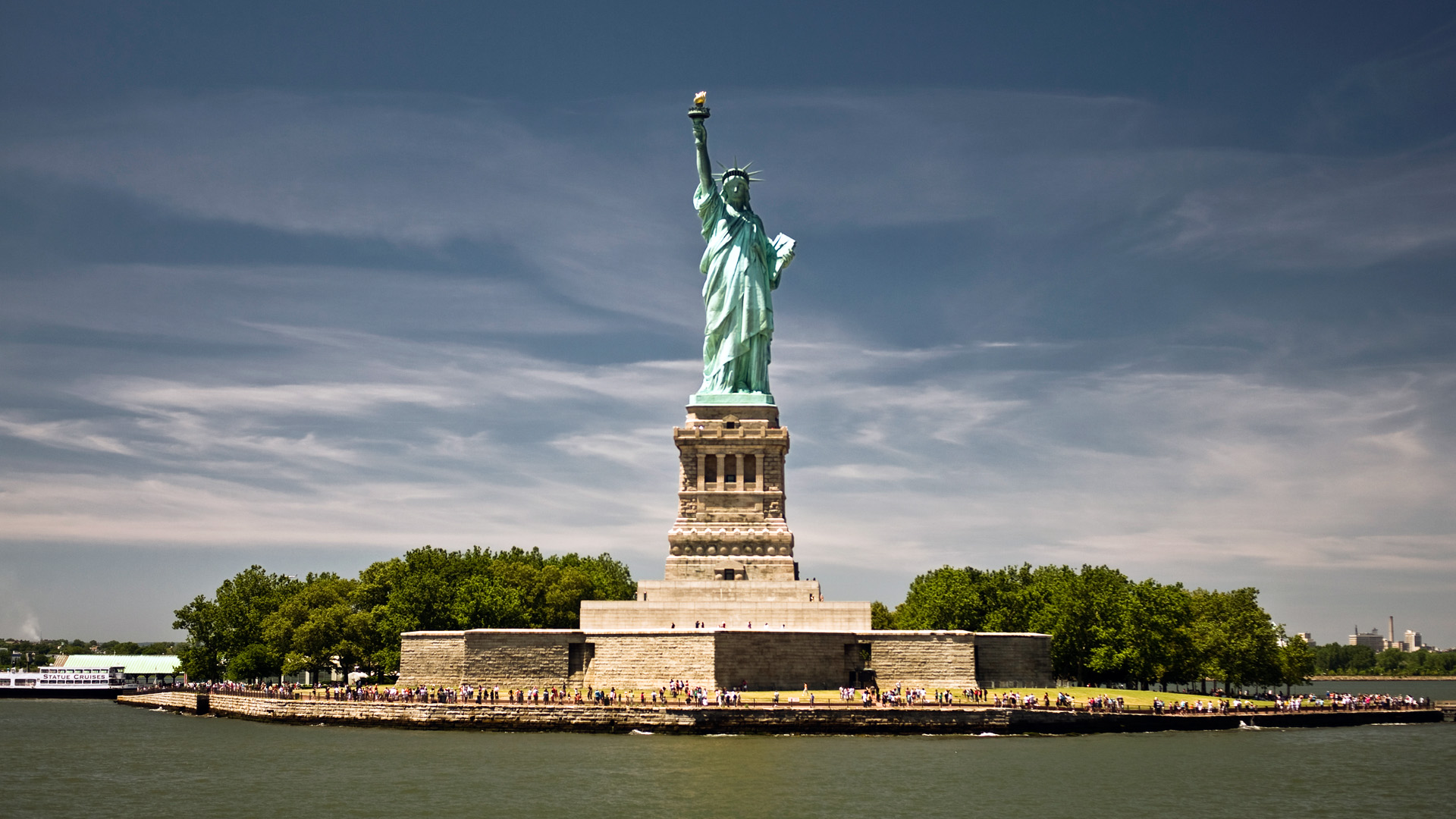 statue of liberty wallpaper pictures 48970