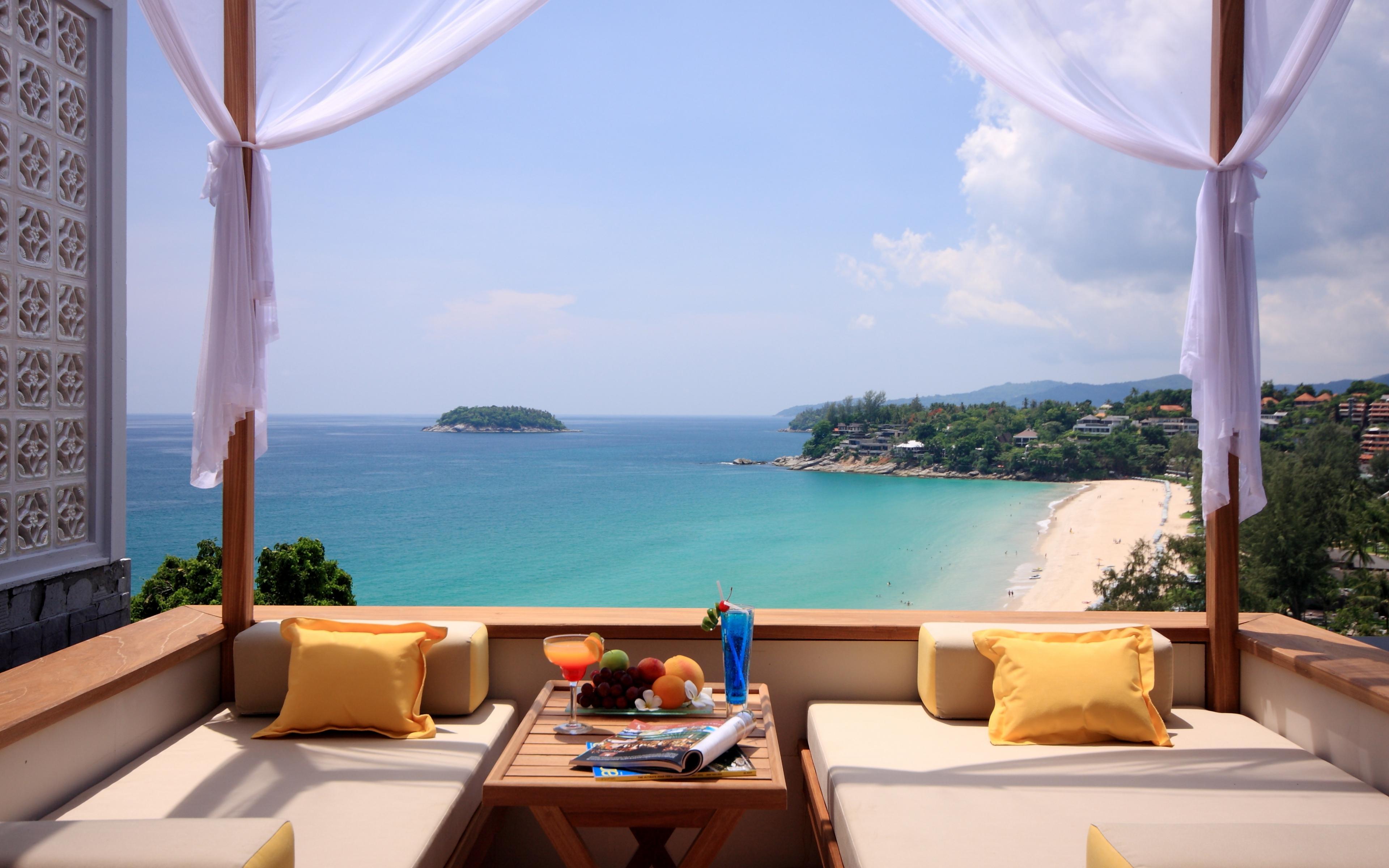 Купить мини гостиницу возле моря за границей