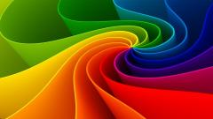 Abstract Rainbow Desktop Wallpaper 50534