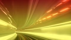 Abstract Tunnel Lights Wallpaper 50235