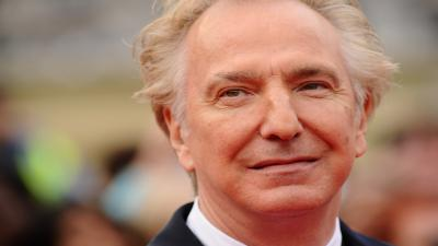 Alan Rickman Face Wallpaper 58110