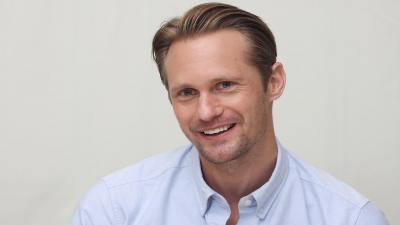 Alexander Skarsgard Smile Wallpaper 57031