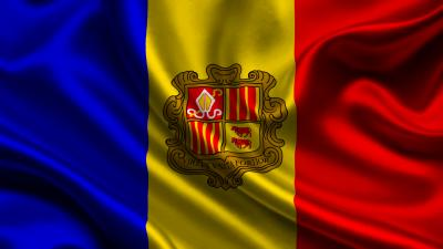 Andorra Flag Desktop Wallpaper 51613