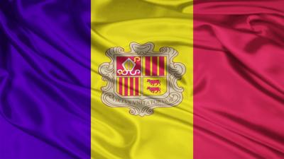 Andorra Flag Wallpaper Pictures 51615