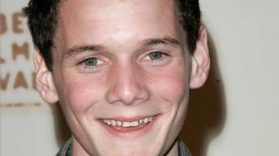 Anton Yelchin Smile Wallpaper 56409