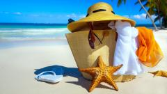 Beach Vacation Widescreen Wallpaper 50437