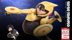 Big Hero 6 GoGo Tomago Wallpaper 49136
