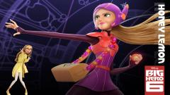 Big Hero 6 Honey Lemon Wallpaper 49138