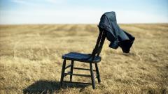 Black Chair Wallpaper 50274