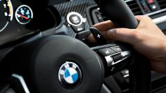 BMW Steering Wheel Desktop Wallpaper 50219