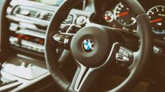 BMW Steering Wheel Widescreen Wallpaper 50218