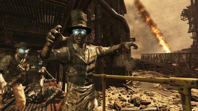 Call Of Duty Zombies Buried Desktop Wallpaper 52280