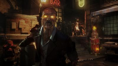 Call Of Duty Zombies Desktop Wallpaper 52275