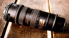Camera Lens Desktop Wallpaper 49997