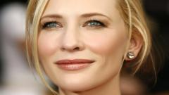 Cate Blanchett Face Wallpaper Background 50731