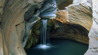 Cave Nature Desktop Wallpaper 52597