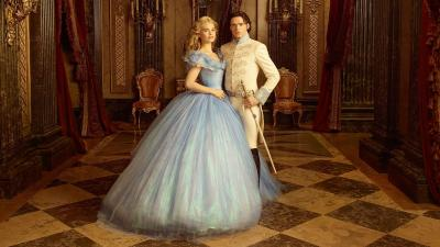 Cinderella Movie Desktop Wallpaper 52200