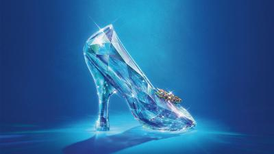 Cinderella Movie Shoe Widescreen Wallpaper 52202