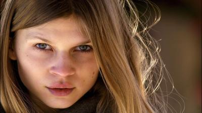 Clemence Poesy Face Wallpaper Background 52265