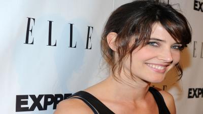 Cobie Smulders Actress Wide HD Wallpaper 56687