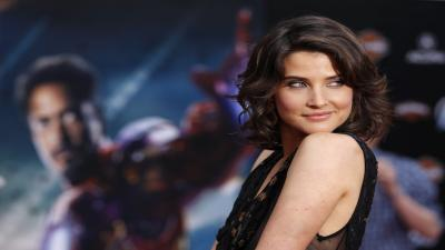 Cobie Smulders Actress Widescreen Wallpaper 56688