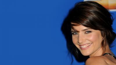 Cobie Smulders Celebrity Smile Wallpaper 56684