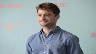 Daniel Radcliffe Actor Smile Wallpaper 55521