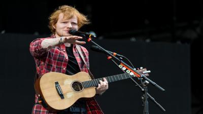 Ed Sheeran Singer Wide Wallpaper 57049