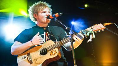 Ed Sheeran Widescreen Wallpaper 57051