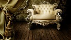 Elegant Chair Wallpaper 50278