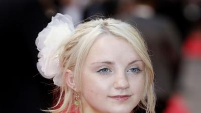 Evanna Lynch Face Wallpaper 58119