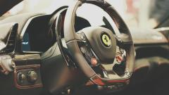Ferrari Steering Wheel Desktop Wallpaper 50220
